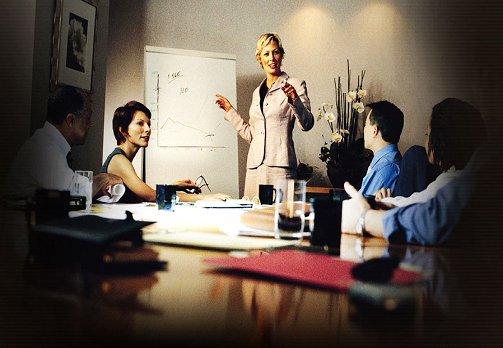 10 bí mật để có một thuyết trình kinh doanh xuất sắc