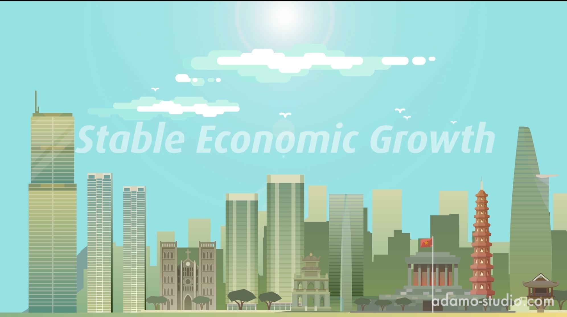 [Motion graphic] Việt Nam là thị trường cực kỳ tiềm năng và năng động