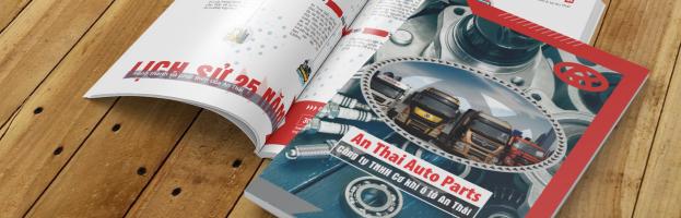 [Infographic] Brochure giới thiệu Công ty An Thái