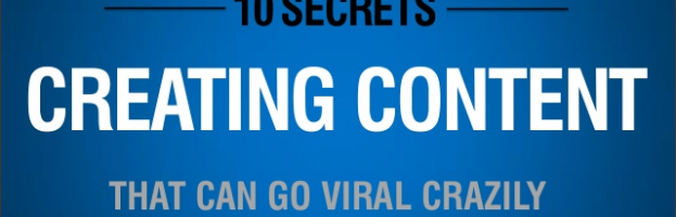 10 secrets to make your contents go viral crazily (Presentation)