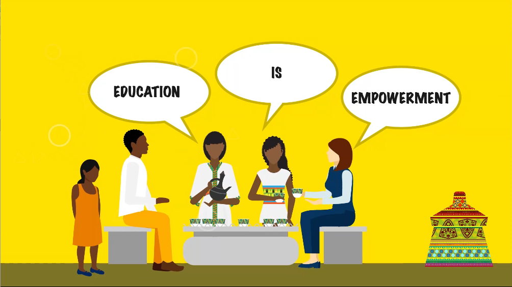 [Motion graphic] Ethiopia investment in Education