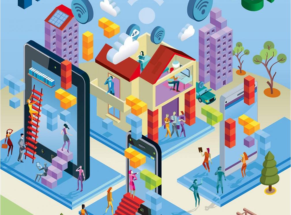 [Infographic] Sự lên ngôi của Internet of Things