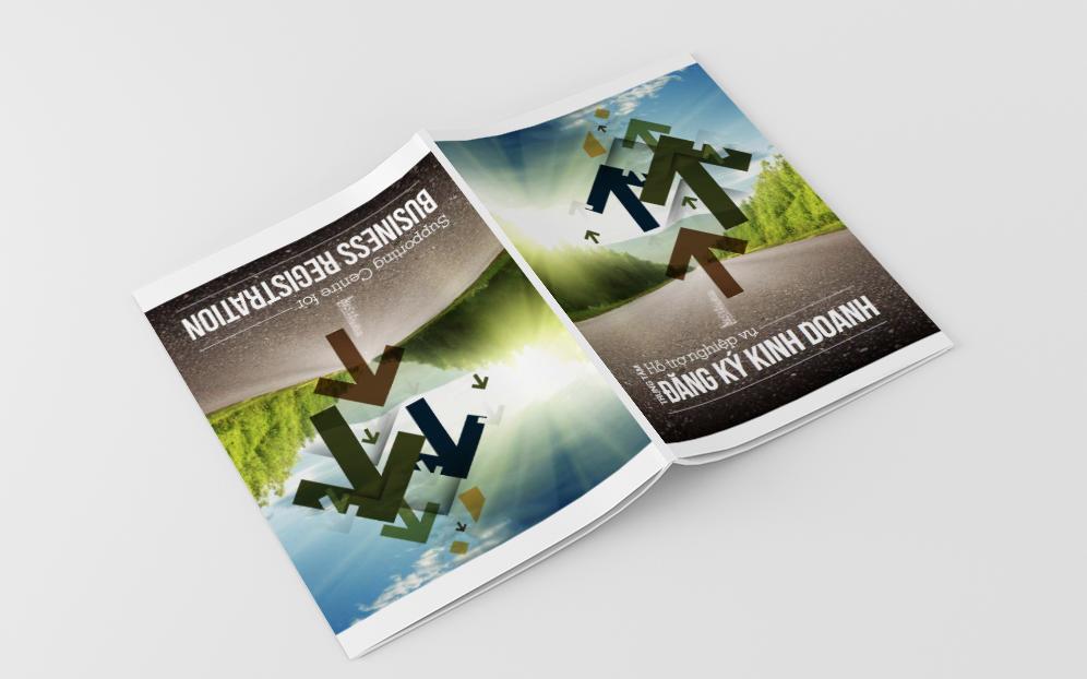 [Infographic] Brochure giới thiệu TT Hỗ trợ nghiệp vụ ĐKKD