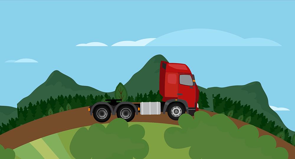 [Motion graphic] Giới thiệu công ty cơ khí ô tô An Thái